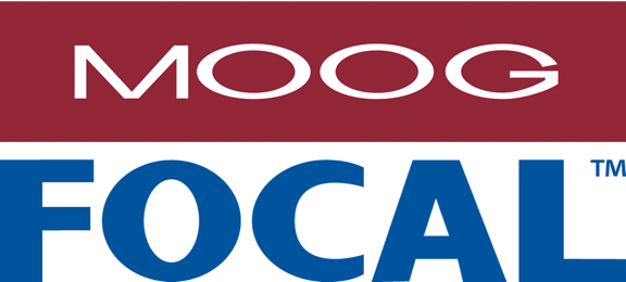 Focal Technologies Corporation, a Moog Inc. Company Logo