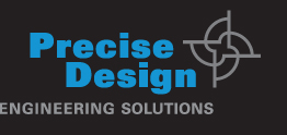 Precise Design Engineering Solutions Logo