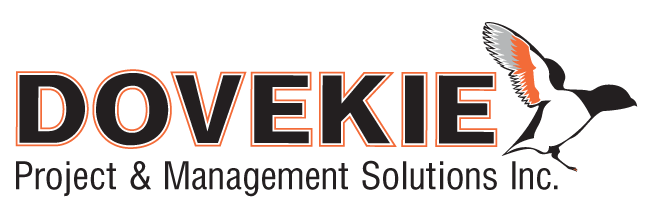 Dovekie Project & Management Solutions Inc.  Logo